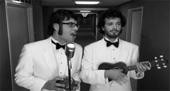 Flight of the Conchords + Google