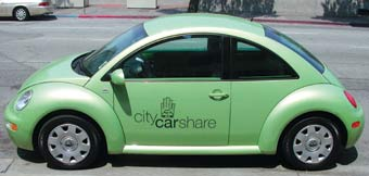 San Francisco City CarShare: Longer-Term Travel-Demand and Car Ownership Impacts