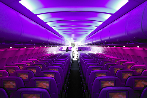 Why Virgin America is great (and I'm not even on board yet)